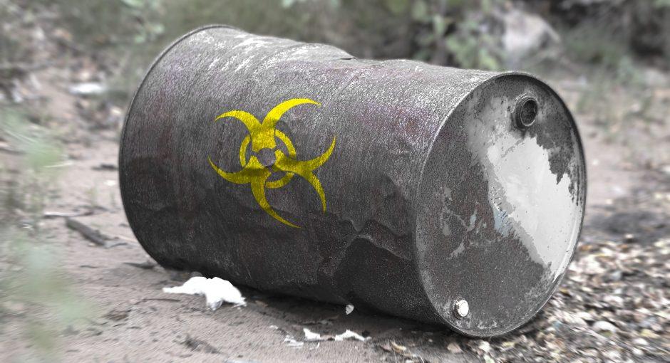 Nuclear Waste Disposal Definition